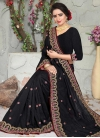 Beads Work Classic Saree For Ceremonial - 1