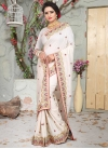 Art Silk Trendy Classic Saree - 1