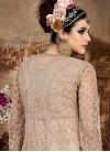 Net Pant Style Designer Salwar Suit - 1