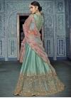 Net Trendy Designer Lehenga Choli For Bridal - 1