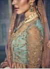 Net Trendy Designer Lehenga Choli For Bridal - 2
