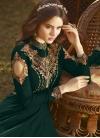 Embroidered Work Trendy Anarkali Salwar Kameez - 2