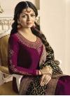 Drashti Dhami Trendy Churidar Salwar Suit For Festival - 1