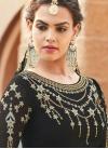 Faux Georgette Kameez Style Lehenga Choli For Ceremonial - 1