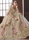 Silk Trendy A Line Lehenga Choli - 1