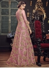 Net Floor Length Anarkali Salwar Suit - 1