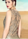 Net Readymade Classic Gown - 2