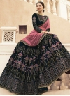 Embroidered Work Trendy Lehenga - 1