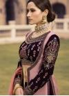 Silk Georgette Jacket Style Lehenga Choli - 2