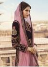 Satin Silk Designer Lehenga Choli - 1