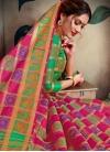 Designer Contemporary Style Saree For Ceremonial - 1