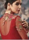 Net Trendy Anarkali Salwar Kameez For Festival - 2