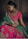 Banglori Silk A Line Lehenga Choli - 1
