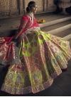 Beads Work Trendy Lehenga Choli - 1