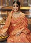 Banarasi Silk Trendy Saree - 1