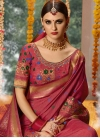 Banarasi Silk Traditional Designer Saree - 1