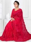 Net Traditional Designer Saree - 1