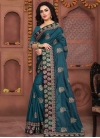 Art Silk Trendy Saree - 1