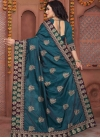 Art Silk Trendy Saree - 2