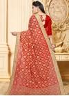 Traditional Designer Saree - 2