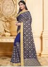 Designer Traditional Saree For Ceremonial - 1