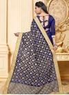 Designer Traditional Saree For Ceremonial - 2