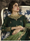 Palazzo Style Pakistani Salwar Suit For Ceremonial - 2