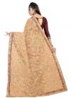 Net Trendy Classic Saree - 1