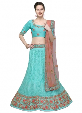 A - Line Lehenga For Party