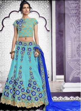 Aari Work Designer Classic Lehenga Choli