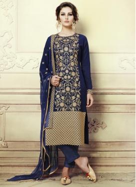 Aari Work Pant Style Pakistani Suit