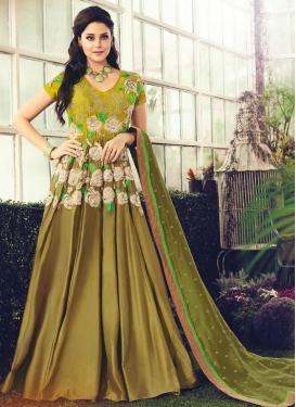 Aari Work Trendy Designer Salwar Kameez