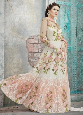 Aari Work Trendy Salwar Suit