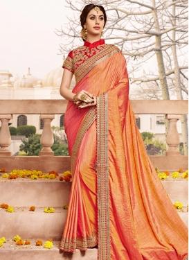 Adorable Contemporary Saree