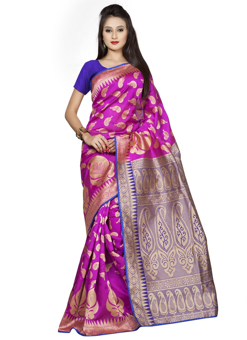Affectionate Art Silk Casual Saree