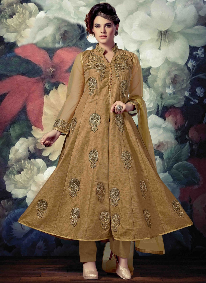 Affectionate Stone Work Readymade Designer Salwar Suit