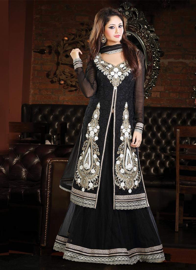 Amazing Patch Work Designer Salwar Kameez