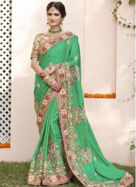 Amusing  Traditional Designer Saree