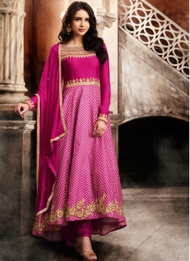 Anarkali Salwar Kameez For Party