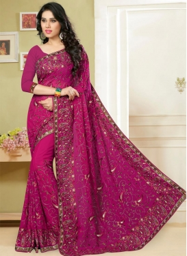 Angelic Contemporary Style Saree