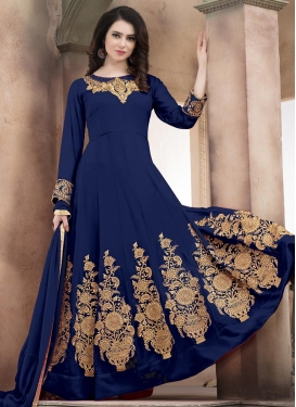 Ankle Length Anarkali Salwar Suit