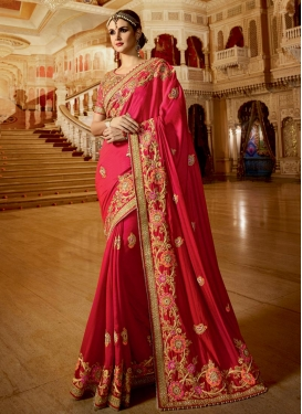 Appealing  Traditional Designer Saree