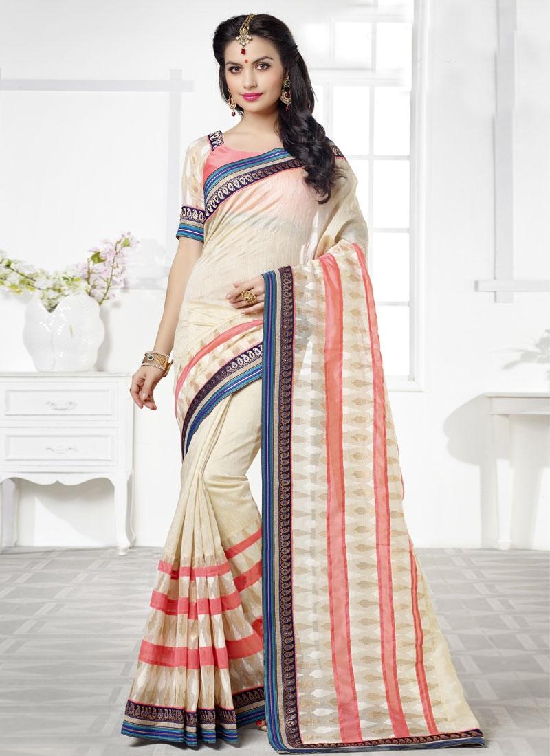 Aristocratic Banarasi Silk Party Wear Saree