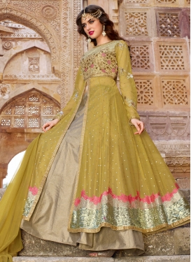 Arresting Sequins Work Designer Lehenga Choli