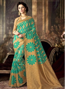 Art Raw Silk Classic Saree For Ceremonial