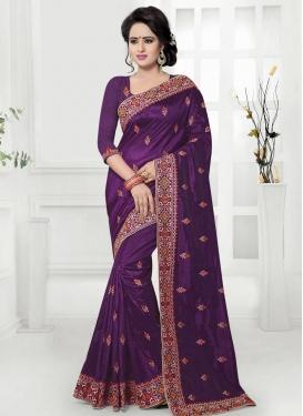 Art Silk Classic Saree