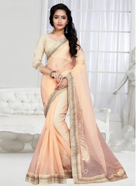 Astonishing Contemporary Style Saree For Festival