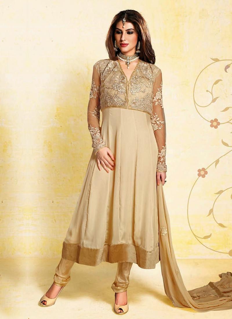 Astonishing Patch Work Hema Kureshi Salwar Suit
