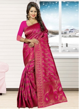 Astonishing Traditional Designer Saree
