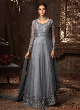 Asymmetrical Designer Salwar Suit
